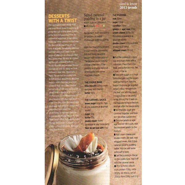 Not just desserts wadala mumbai official website forumfinder Images