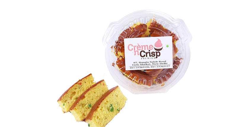 Creme n Crisp