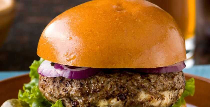 AIM Burger