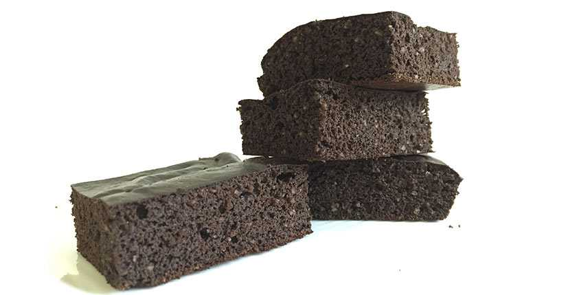 Eat A Whey Hazelnut Protein Brownies