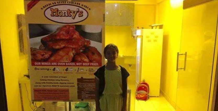 Monty's Chicken Wings