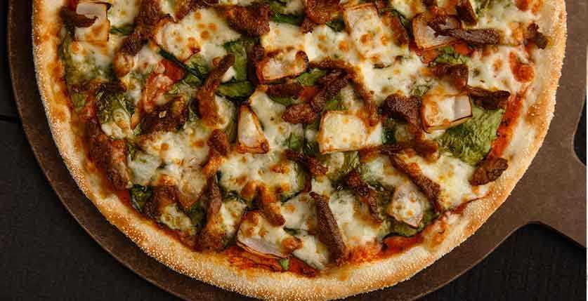Tossin Pizza