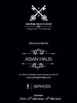 Asian Haus
