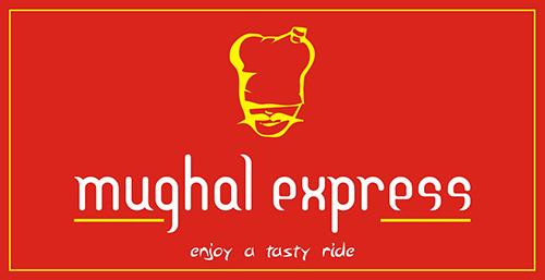 Mughal Express's logo
