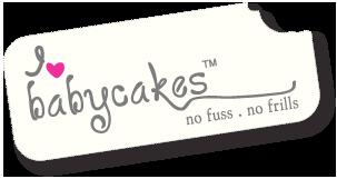I Love Babycakes logo