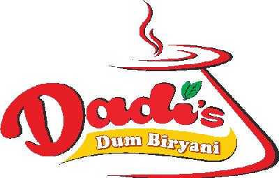 Dadis Dum Biryani logo