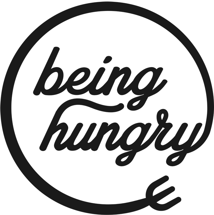 Being Hungry logo