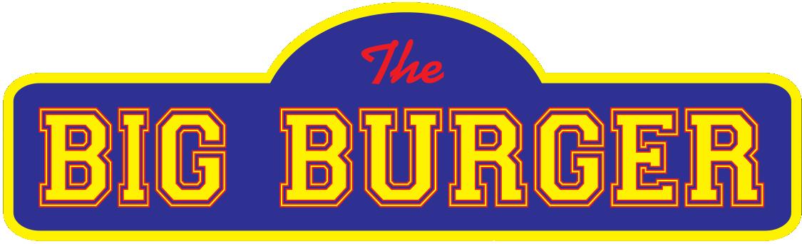 The Big Burger logo