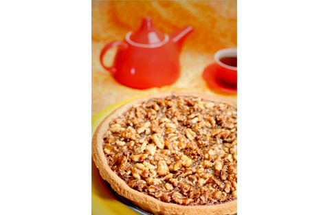 Walnut Pie (8