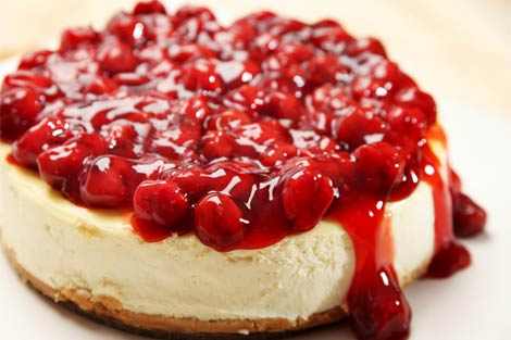 New York Style Baked Cheese Cake