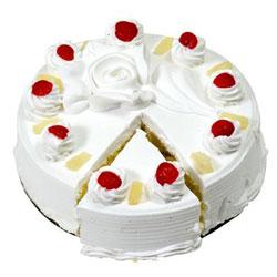 Rich Pineapple Cake