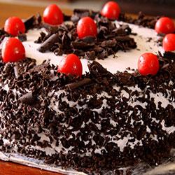 Rich Blackforest Cake