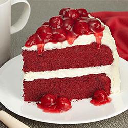 Red Velvet Cake (Creamed)