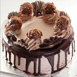 Ferrero Rocher Cake (On Order)