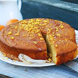Honey Almond Cake (On Order)