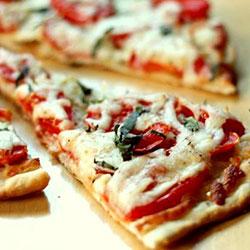 Thin Crust Pizza Base (2 Pcs)