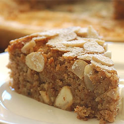 Honey Almond Pastry