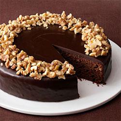 Chocolate Walnut Cake (On Order)