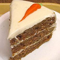 Carrot Cinnamon Pie