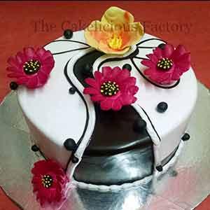 Valentine Cake Nine
