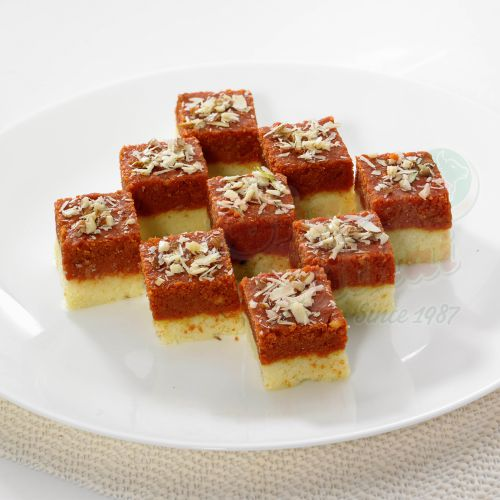 Chocolate Burfi (500 Gms)