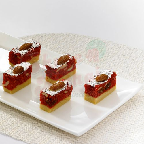Milk Fruit Burfi (500 Gms)