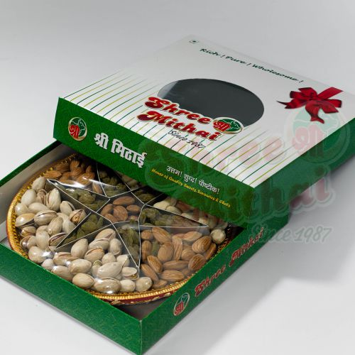 Dry Fruit Small Tray (400 Gms)