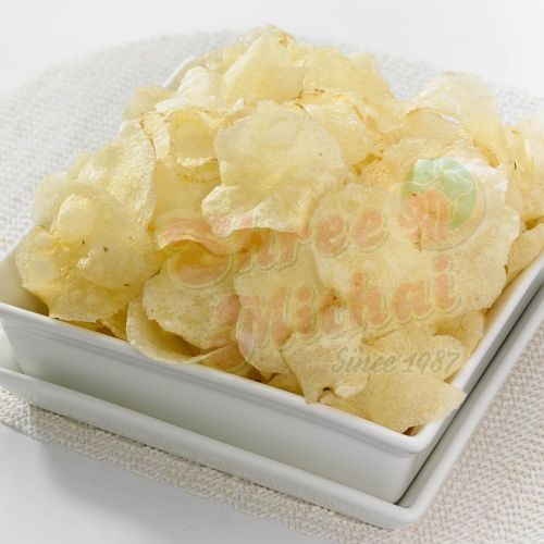 Salted Potato Chips (100 Gms)