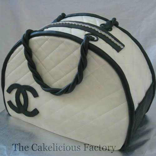 Purse Cake Two