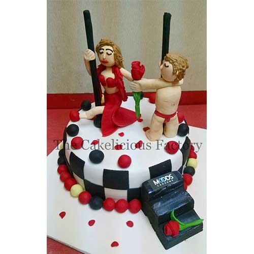 Bachelorette Cake 2
