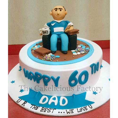Grandpaa's Cake