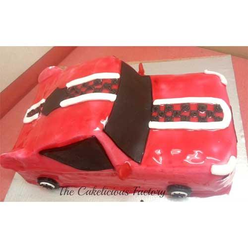Car Cake Two