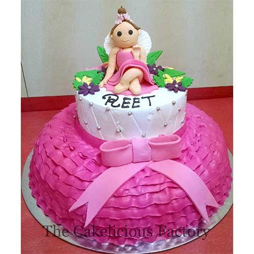 Princess on the Cake