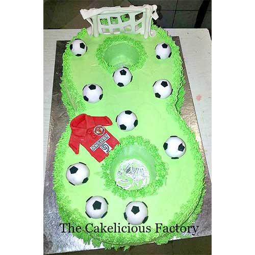 Number Cake Theme 1