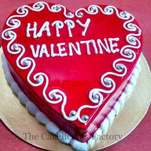 Valentine Cake 8