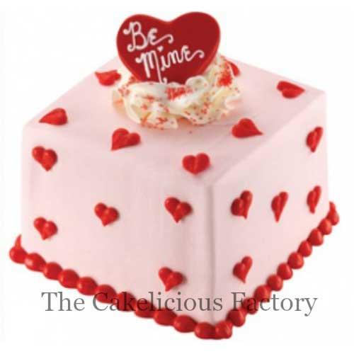 Valentine Cake Eleven