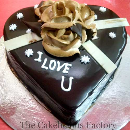 Valentine Cake Thirteen