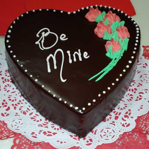 Valentine Cake Fifteen