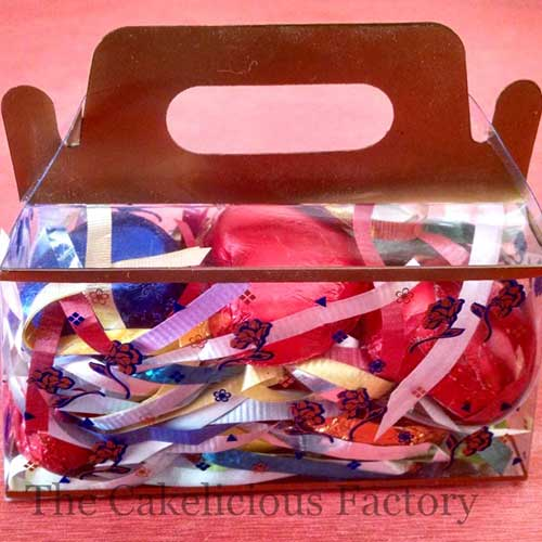 Chocolate Gift Box - Having Ten pcs   CH20
