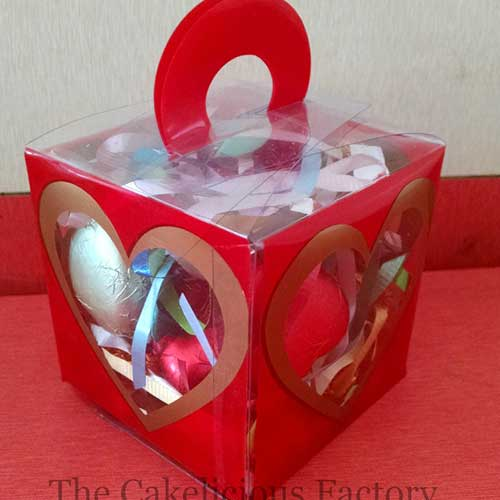 Chocolate Gift Box - Having Fifteen pcs   CH21