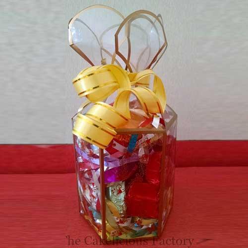 Chocolate Gift Box - Having Twenty Five pcs    CH23