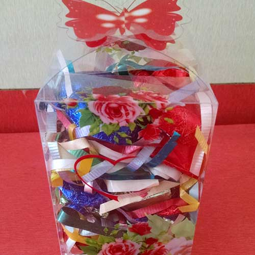Chocolate Gift Box - Having Twenty pcs   CH22