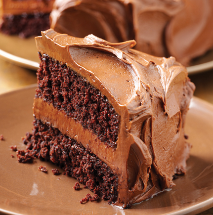 Light Chocolate Pastry