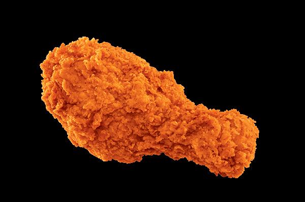 Hand - Breaded Chicken Legs