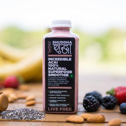 Incredible Acai Smoothie (250 ml)