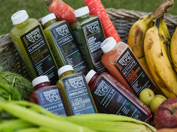 28 Day Cold Pressed Juice Package