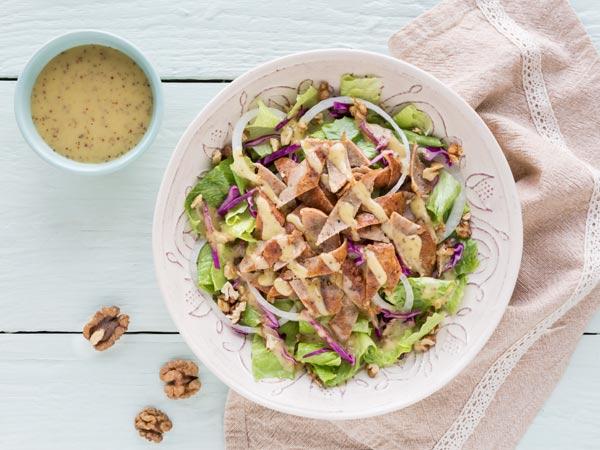 Tropical Honey Salad