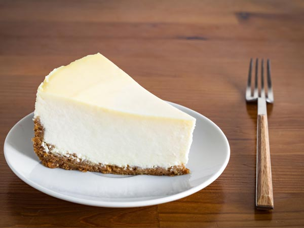 Cheese Cake - Plain