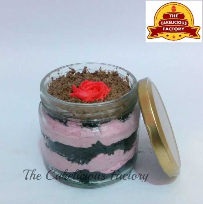 Choco Strawberry Jar