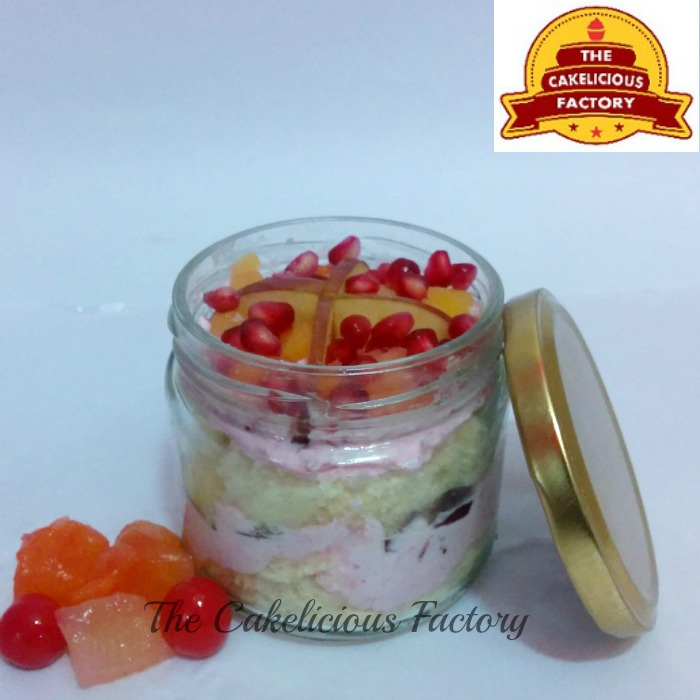 Mix Fruit Ocean Jar